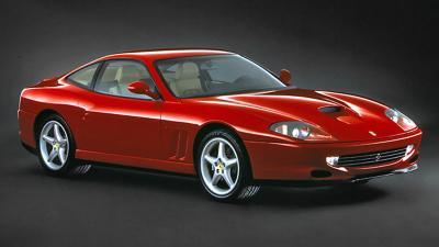 Ferrari 550 Maranello (1996 – 2002)