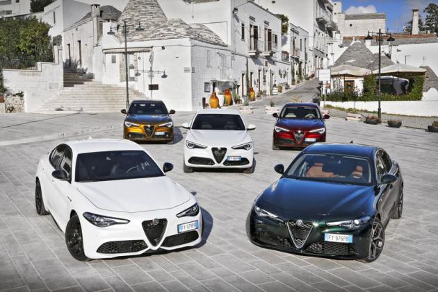 V rámci modernizace nedošlo u Giulie ani Stelvia k žádným úpravám designu. Nové jsou jen některé barvy