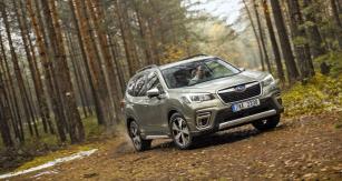 Subaru Forester 2.0i-S