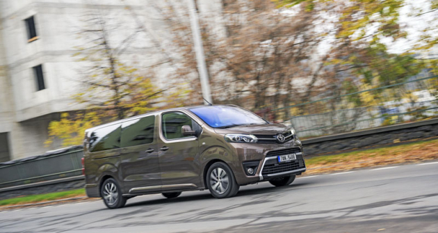 Toyota Proace Verso 2.0 D-4D L2