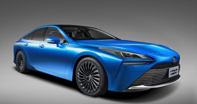 Toyota Mirai FCEV Concept
