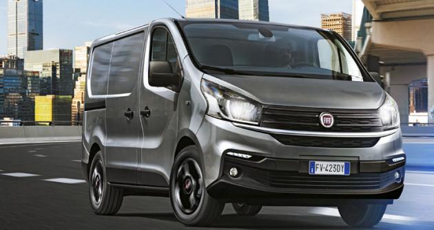 Fiat Professional 2020