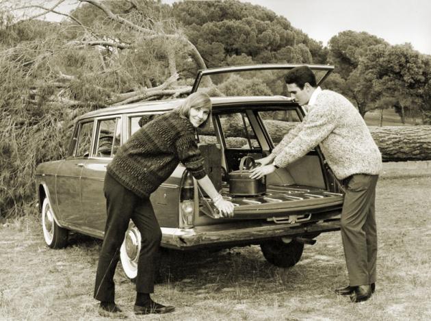 Nabídku na španělském trhu rozšířilo kombi Familiar s motorem 1500 (v Itálii bylo jen se šestiválci)