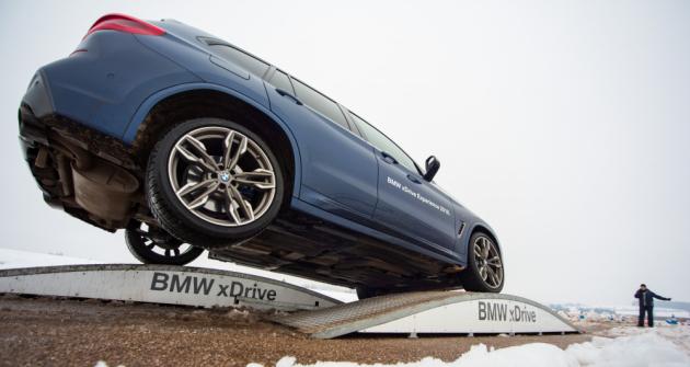 BMW xDrive Experience 2020 opět míří do Pece pod Sněžkou