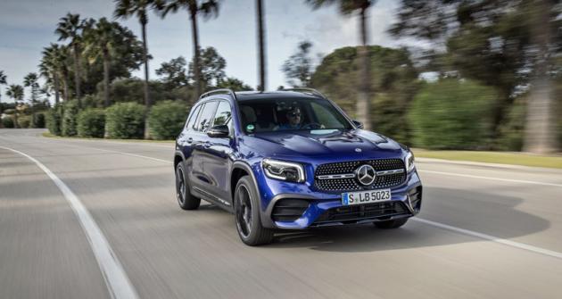 Mercedes-Benz GLB (X247)