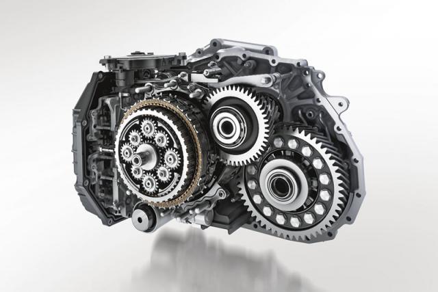 Osmistupňová samočinná převodovka Aisin je k dispozici pro motor 1.2 Turbo