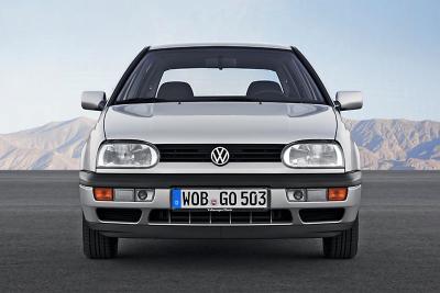 Volkswagen Golf III (1991 – 1997)