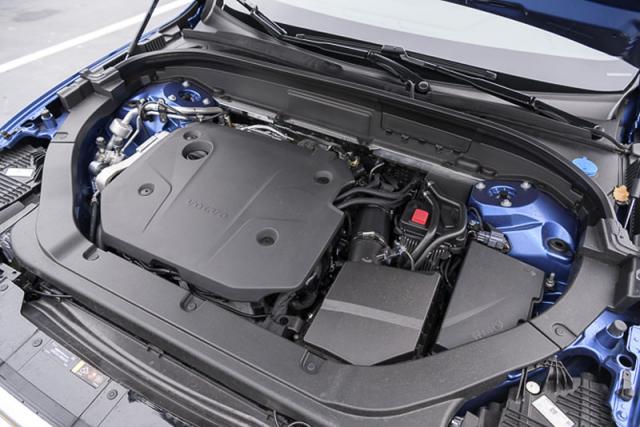 Největší novinkou Volva XC60 jsou motory s mild hybridní technikou. Nově se označují písmenem B (Brake Recuperation), naznačujícím, že jsou schopné rekuperace kinetické energie