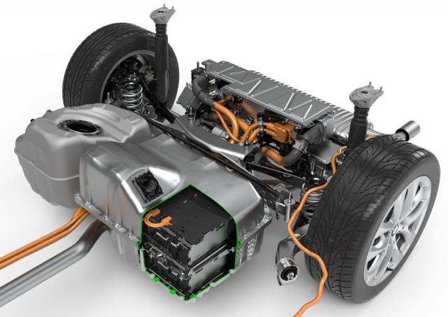 Druh článků i uspořádání celého akumulátoru se přizpůsobuje každému použití a modelu