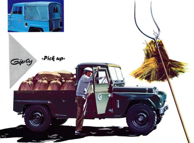 Dlouhý pick-up s pevnou budkou a prodlouženou ložnou plochou (typ G4 M15)