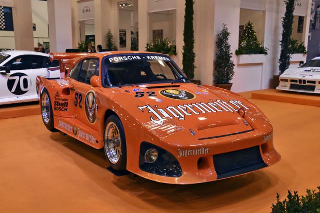 Porsche 935 K3, které postavili bratři Erwin a Manfred Kremerovi, poháněl koncem 70. let třílitrový šestiválec biturbo s výkonem 800 k