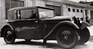 První ze tří prototypů ZA 32 vyjel do zkoušek v lednu roku 1933