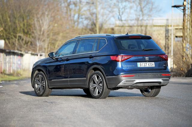 Seat Tarraco 2.0 TSI DSG 4WD