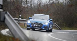 Audi S4 Avant je velmi rychlé a charakterní, ale zároveň dostatečně komfortní a praktické pro každodenní užívání