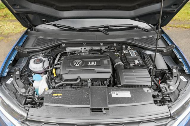 Právě tento čtyřválec 2.0 TSI o výkonu 221 kW (300 k) patří k nejlepším motorům své třídy