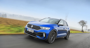 Wolkswagen T-Roc R – crossover na max