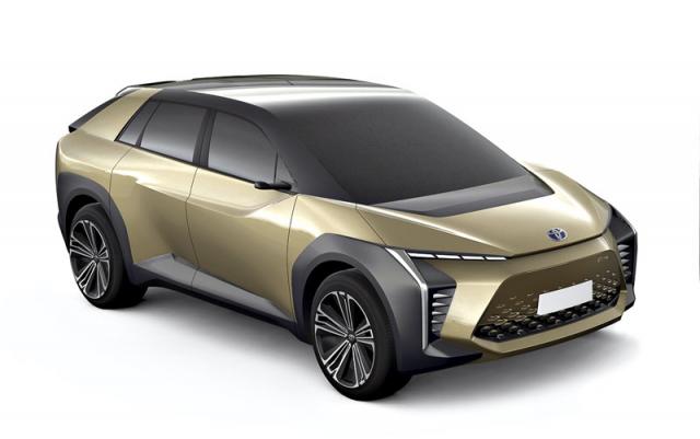 Nové elektrické Subaru bude sesterským modelem odpovídajícího typu Toyota, který automobilka ukázala formou počítačového modelu