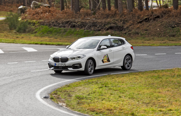 BMW řady 1 (viz AR 8/'19)