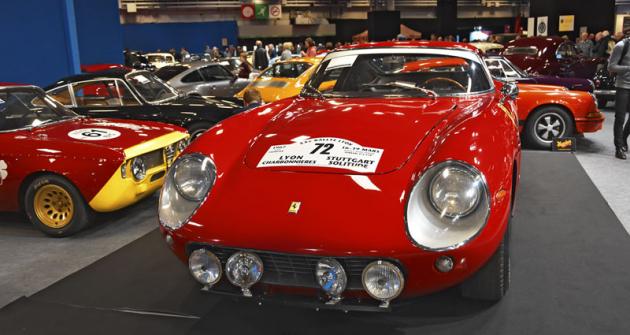 Vítěz třídy GT závodu na 1000 km v Monze 1966, Ferrari 275 GTB, mělo vyvolávací cenu 2 až 3 miliony, vydražili je za 2502800 eur, což byla rekordní suma z nabídky Artcurial