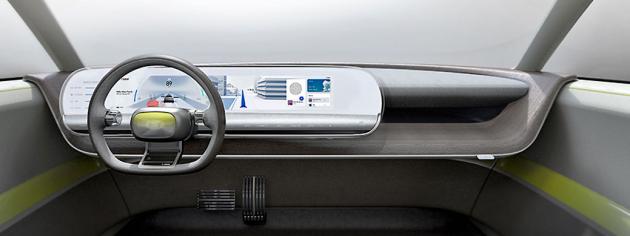 Koncepční vůz Hyundai 45 je reálným předobrazem chystaného elektrického modelu postaveného na nové platformě dedikované pro vozy s elektrickým pohonem
