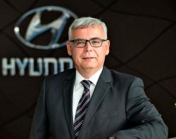 Martin Saitz, Generální ředitel Hyundai Motor Czech