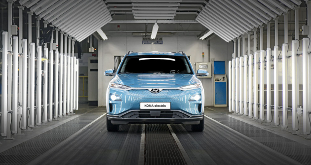 Hyundai elektrifikace – Budoucnost již nyní