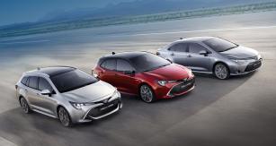 Toyota speciál – bez omezení