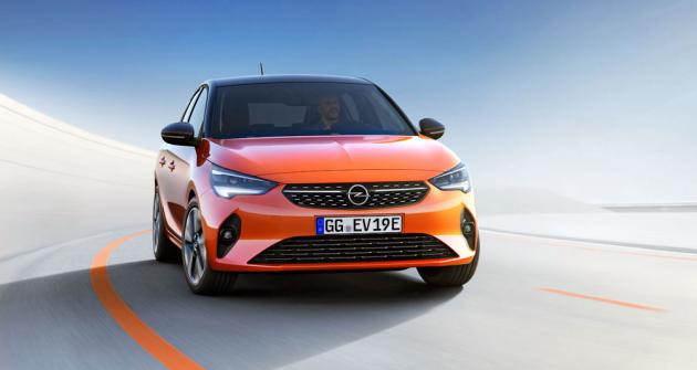 Opel: 50 let elektřiny