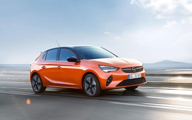 Opel Corsa-e – Promyšlená koncepce