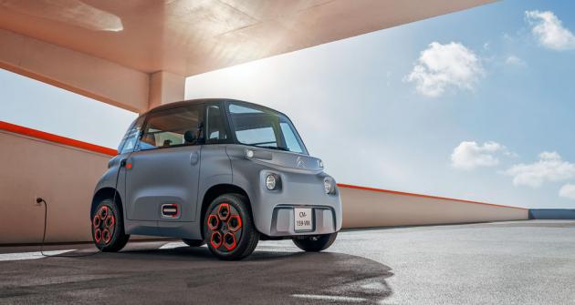 Citroën AMI 100% Ëlectric