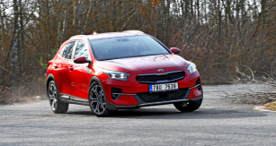 Kia Xceed 1.6 T-GDI 7DCT Exclusive