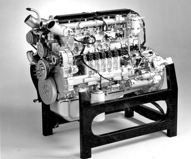 Motor DAF DK 11,3l