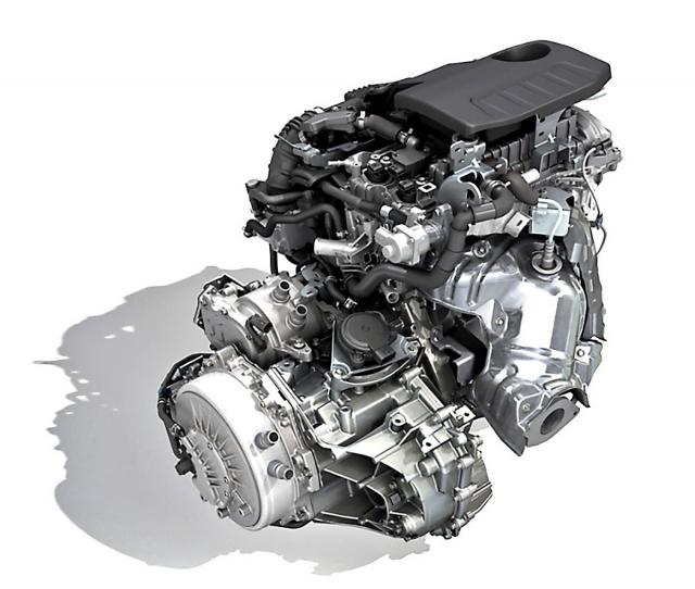 Hybridní poháněcí agregát modelu Renault Clio E-Tech