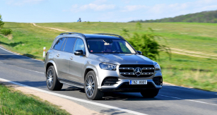 Mercedes-Benz GLS 400D 4matic (x167)