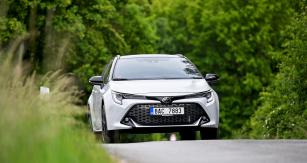 Toyota Corolla TS 2.0 Hybrid GR Sport
