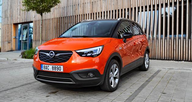 Opel Crossland X 1.2 Turbo Smile
