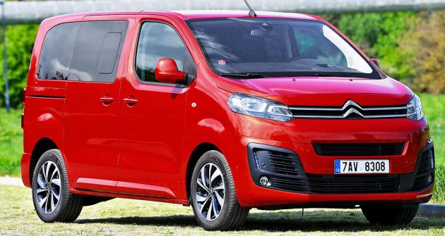 Citroën Spacetourer XS Feel 2.0 Bluehdi 150