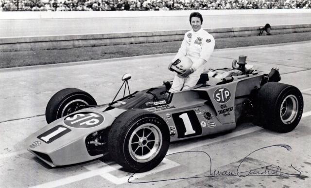 V roce 1970 v 500 mil Indianapolisu dojel šestý snovým vozem McNamara 500 Ford V8-159 Turbo