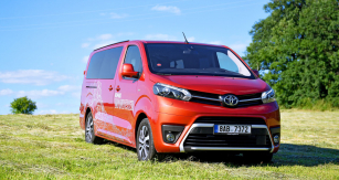 Toyota Proace Verso Nomad Wanderer