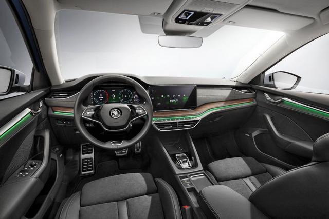 Deriváty Škoda Octavia