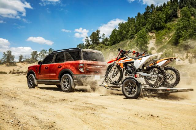 Ford Bronco chce oslovit zájemce o všestranný automobil, který si každý z nich bude navíc moci dotvořit přesně podle svých potřeb