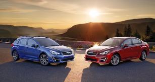 Čtvrtá generace pokračovala  skarosářskými verzemi sedan ahatchback. Od modelové řady Impreza se oddělila sportovní varianta WRX STI i zvýšené provedení XV