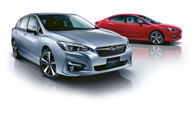 Aktuální pátá generace, postavená na zcela nové platformě, je opět k dispozici jako hatchback a sedan. Varianta se stupňovitou zádí se však do Evropy nedováží