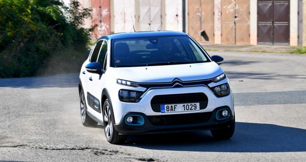 Citroën C3 1.2 Puretech 110 EAT6
