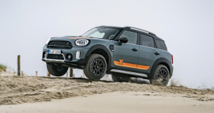MINI Countryman Powered by X-raid