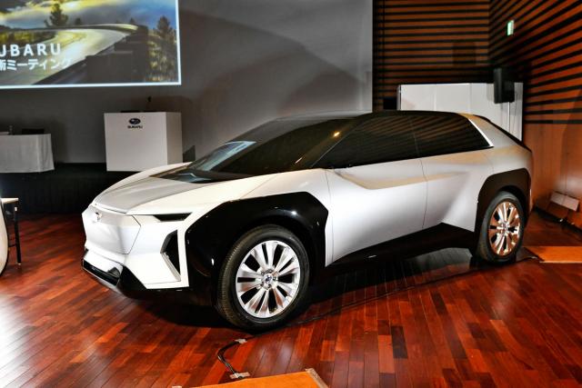 Subaru budoucnost