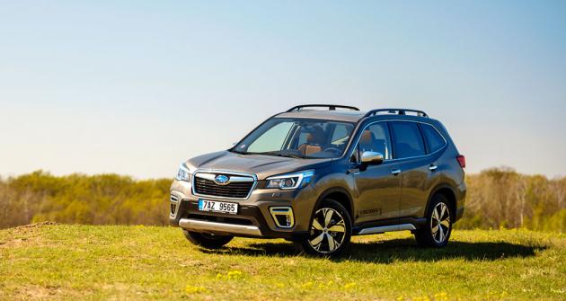 Subaru – auta pro znalce