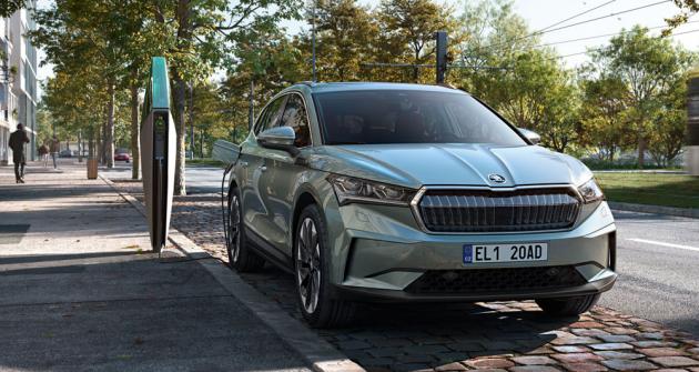 eMobilita od značky Škoda – Život s nábojem