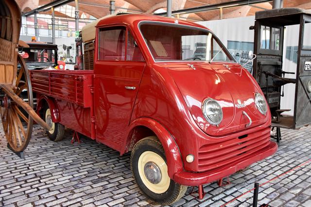 Užitková DKW F800/3 (1959)