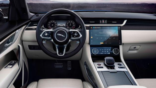 Jaguar E-Pace SVR